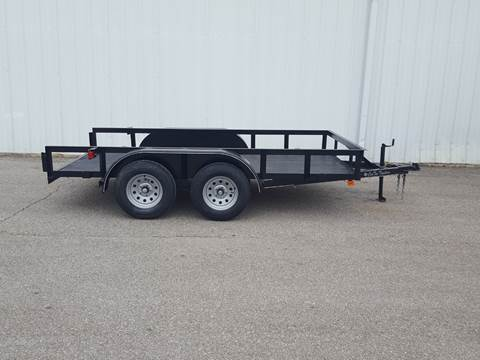 2019 CEN TEX 6X12 Tandem for sale in Belton, TX