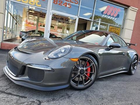 2015 Porsche 911 for sale in Buffalo, NY