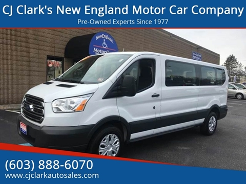 2017 Ford Transit Passenger for sale in Hudson, NH