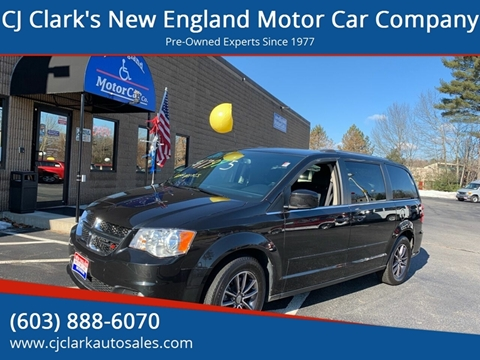 2017 Dodge Grand Caravan for sale in Hudson, NH