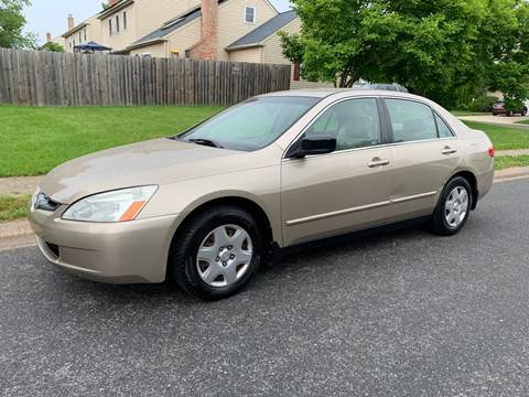 2005 Honda Accord for sale in Newark, DE