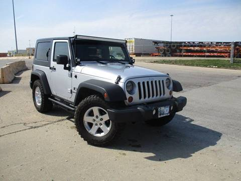 2007 Jeep Wrangler for sale in Chicago, IL