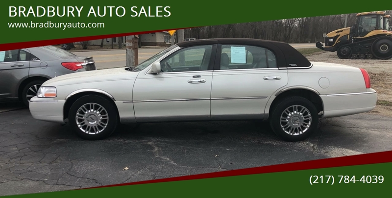 2007 Lincoln Town Car Signature Limited In Gibson City Il