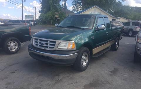 1999 Ford F-150 for sale at Tri-County Auto Sales in Pendleton SC
