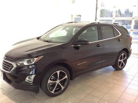 2018 Chevrolet Equinox for sale in Virginia, MN