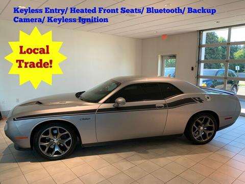 2015 Dodge Challenger for sale in Virginia, MN