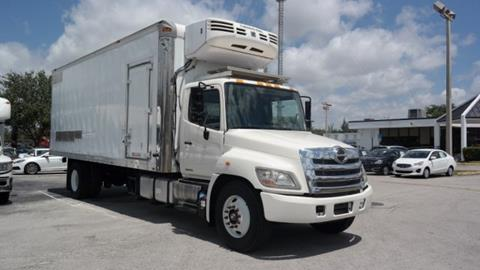 2012 Hino 338 for sale in Miami Gardens, FL