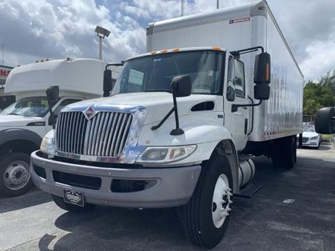 2013 International DuraStar 4300 for sale in Miami Gardens, FL
