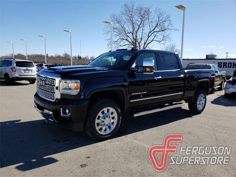 2019 GMC Sierra 2500HD for sale in Broken Arrow, OK