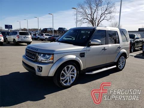 2016 Land Rover LR4 for sale in Broken Arrow, OK