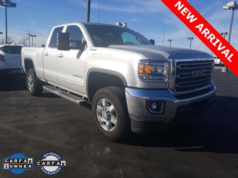 2016 GMC Sierra 2500HD for sale in Broken Arrow, OK