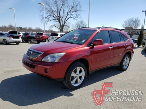 used lexus rx 400h for sale - carsforsale®