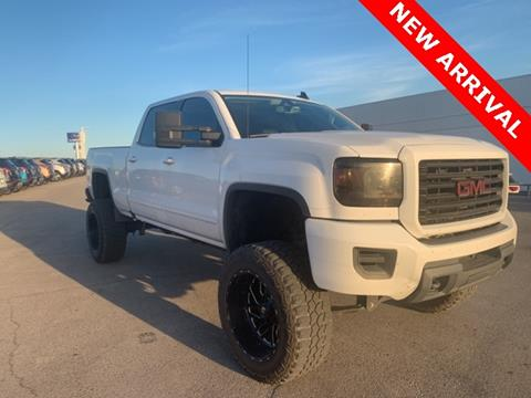 2018 GMC Sierra 2500HD for sale in Broken Arrow, OK