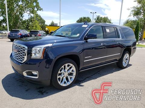 2019 GMC Yukon XL for sale in Broken Arrow, OK