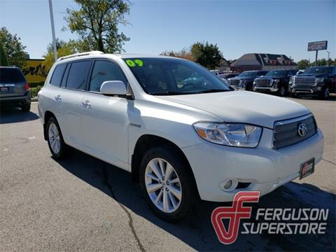 2009 Toyota Highlander Hybrid for sale in Broken Arrow, OK