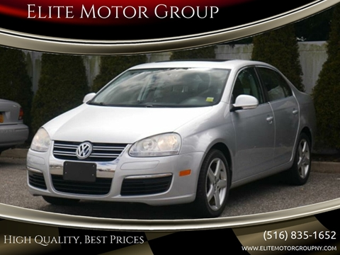2009 Volkswagen Jetta for sale at Elite Motor Group in Farmingdale NY