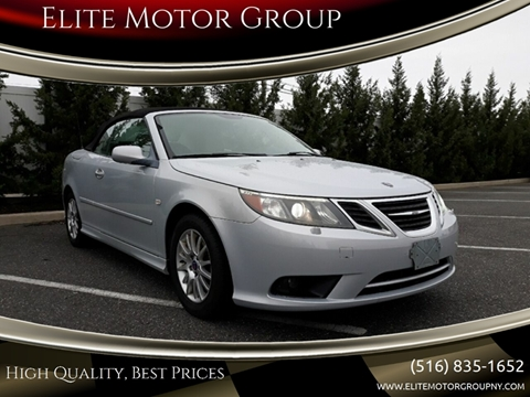 2008 Saab 9-3 for sale at Elite Motor Group in Farmingdale NY