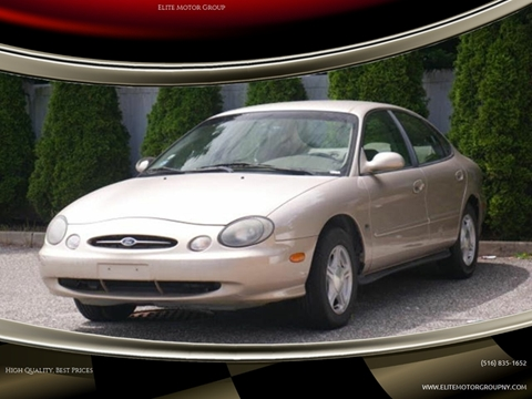 1999 Ford Taurus for sale at Elite Motor Group in Farmingdale NY