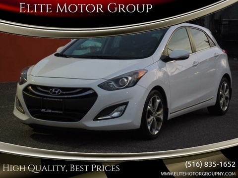 2013 Hyundai Elantra GT for sale at Elite Motor Group in Farmingdale NY