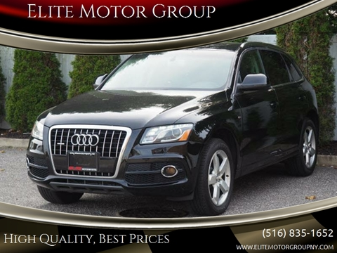 2011 Audi Q5 for sale at Elite Motor Group in Farmingdale NY