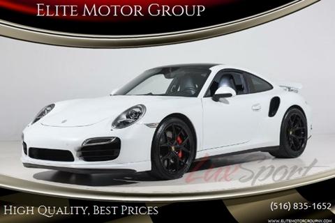 2015 Porsche 911 for sale at Elite Motor Group in Farmingdale NY