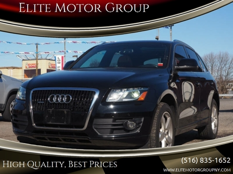 2010 Audi Q5 for sale at Elite Motor Group in Farmingdale NY