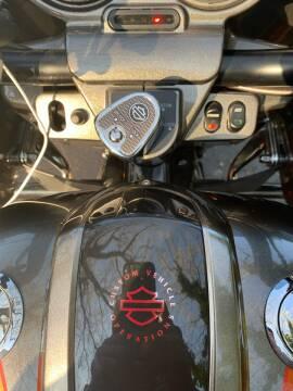 2013 Harley-Davidson CVO Road Glide Screaming Eagle