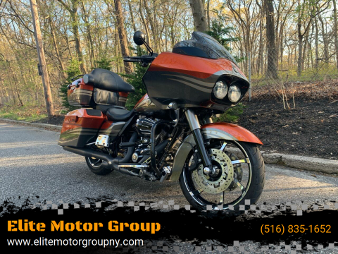 2013 Harley-Davidson CVO Road Glide Screaming Eagle for sale at Elite Motor Group in Farmingdale NY
