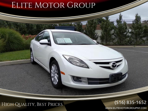 2011 Mazda MAZDA6 for sale at Elite Motor Group in Farmingdale NY