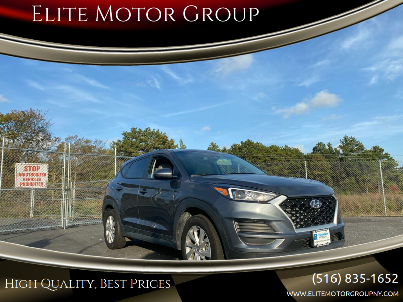 2019 Hyundai Tucson for sale at Elite Motor Group in Farmingdale NY