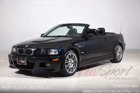 2002 BMW M3 for sale at Elite Motor Group in Farmingdale NY