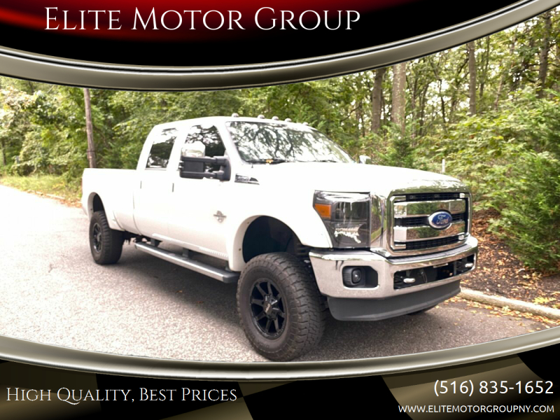 2011 Ford F-350 Super Duty for sale at Elite Motor Group in Farmingdale NY