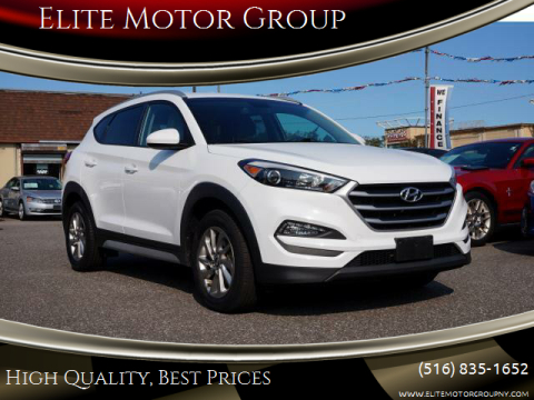 2017 Hyundai Tucson for sale at Elite Motor Group in Farmingdale NY