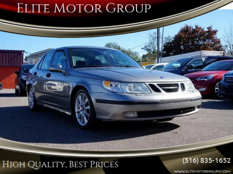 2003 Saab 9-5 for sale at Elite Motor Group in Farmingdale NY