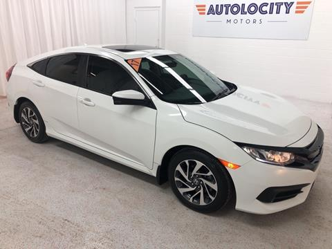 2017 Honda Civic for sale in Ogden, UT