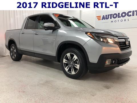 2017 Honda Ridgeline for sale in Ogden, UT