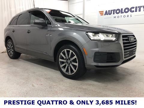 2018 Audi Q7 for sale in Ogden, UT