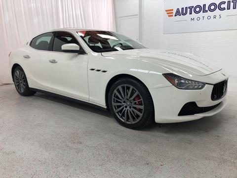 2017 Maserati Ghibli for sale in Ogden, UT
