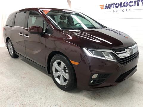 2019 Honda Odyssey for sale in Ogden, UT