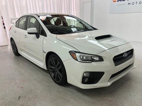 2017 Subaru WRX for sale in Ogden, UT