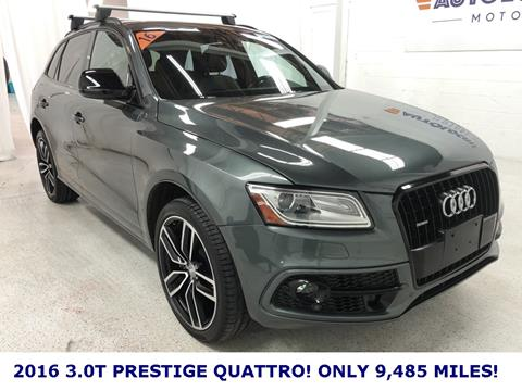 2016 Audi Q5 for sale in Ogden, UT