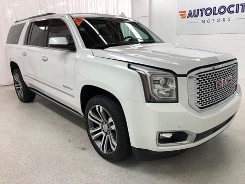 2018 GMC Yukon XL for sale in Ogden, UT