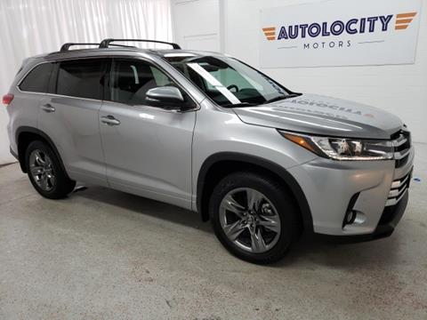 2018 Toyota Highlander for sale in Ogden, UT