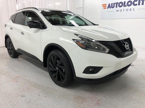 2018 Nissan Murano for sale in Ogden, UT