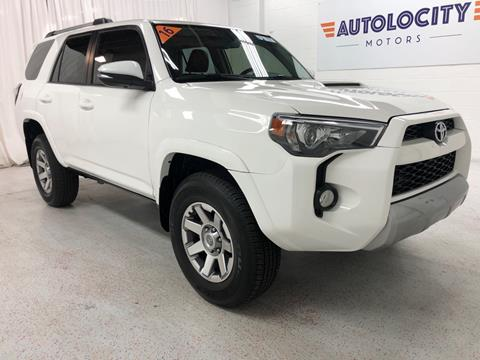 2016 Toyota 4Runner for sale in Ogden, UT