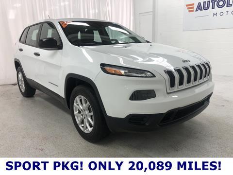 2017 Jeep Cherokee for sale in Ogden, UT