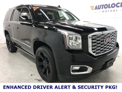 2018 GMC Yukon for sale in Ogden, UT