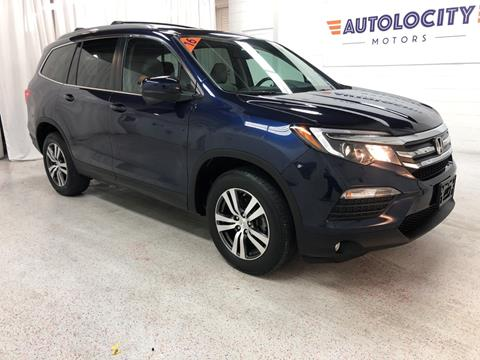 2016 Honda Pilot for sale in Ogden, UT