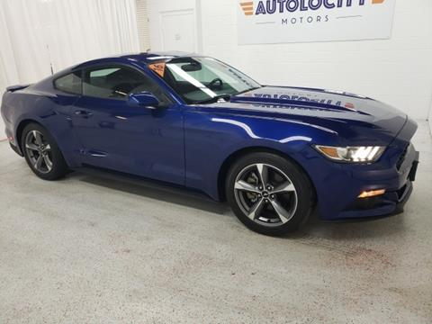 2016 Ford Mustang for sale in Ogden, UT
