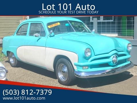 1950 Ford Crestline for sale in Tillamook, OR